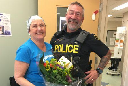 WDMH celebrates retiring nurse
