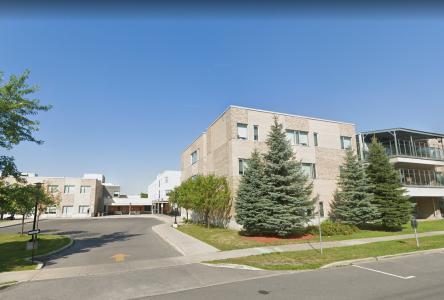 COVID-19 outbreak at St. Joseph's Continuing Care Centre