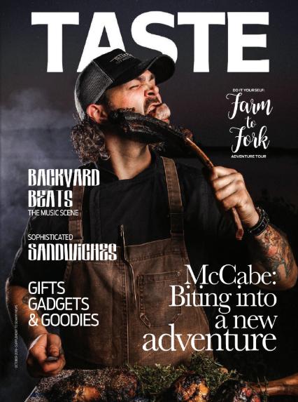 2019/2020 TASTE Magazine