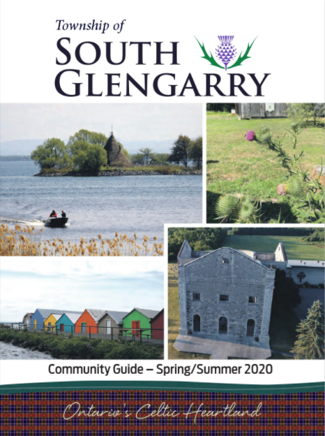 South Glengarry, Ontario, Recreation Guide