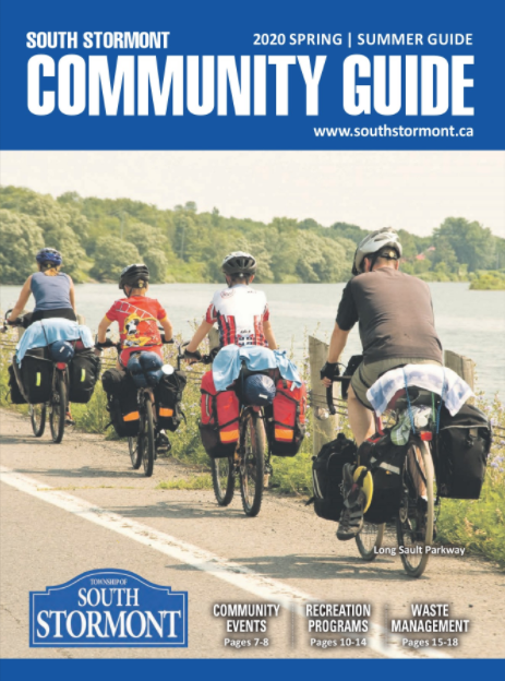 South Stormont, Ontario, Recreation Guide