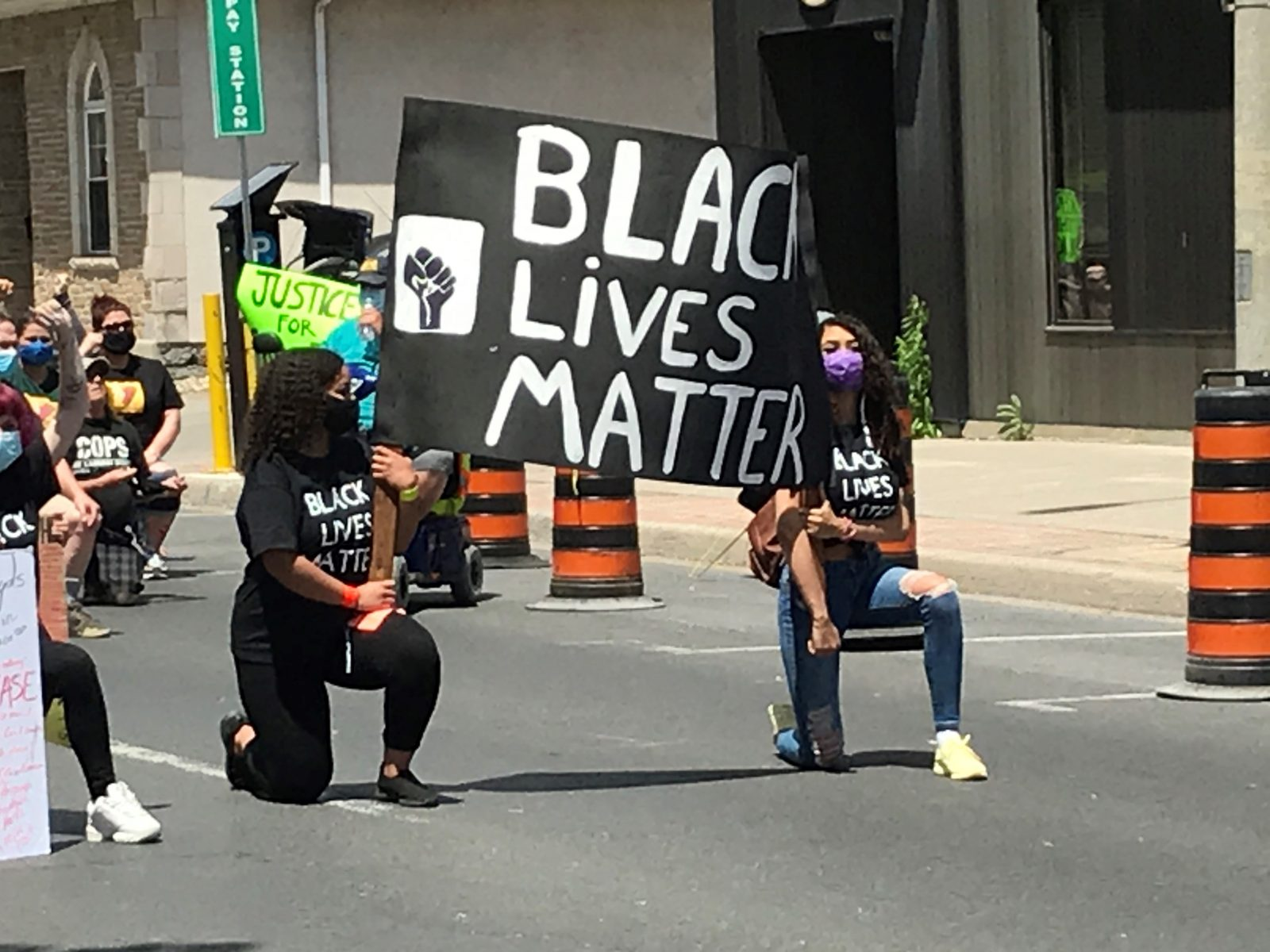 OPINION: On the peaceful #BLM demonstration in Cornwall