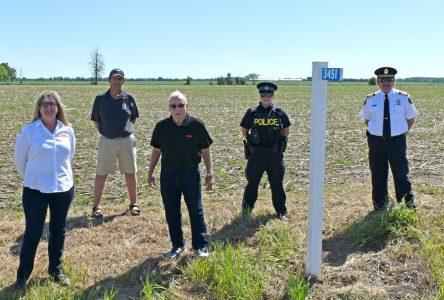 South Dundas installs first Farm 911