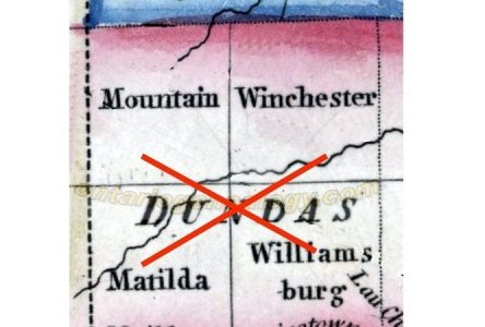 LETTER TO THE EDITOR: Why we must remove the name Dundas from our county