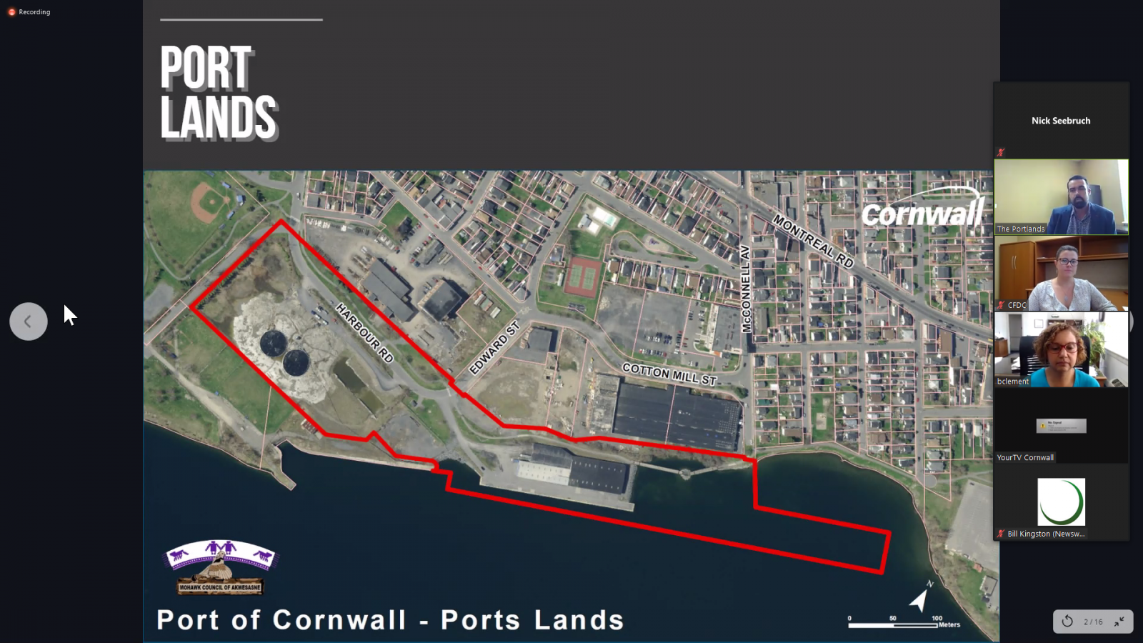 Portlands project gets new manager, moves forward