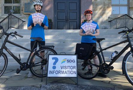 SD&G has cycling tourism ambassadors