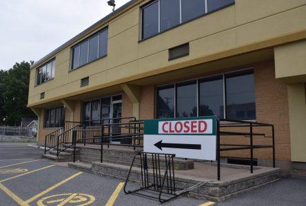 Fermeture du Centre ServiceOntario à Cornwall