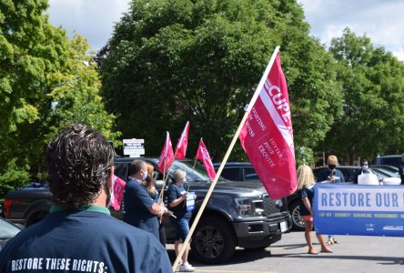 CUPE warns COVID costing workers rights