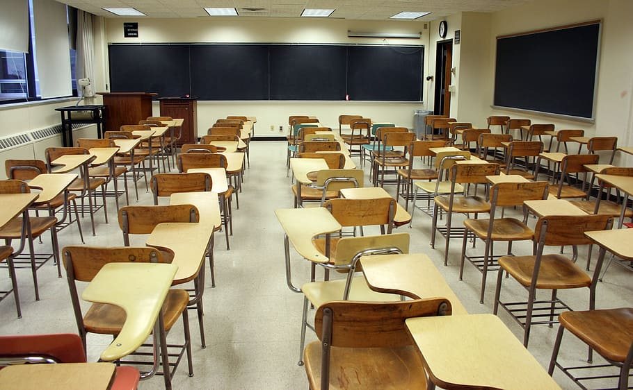 Classes could be sent home in event of positive COVID-19 case