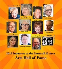 Cornwall & Area Arts Hall of Fame nomination period extended