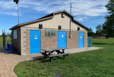 South Stormont park washrooms vandalized