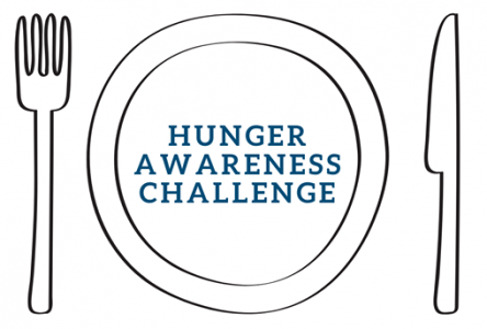 Hunger Awareness Challenge supports Agapè Centre