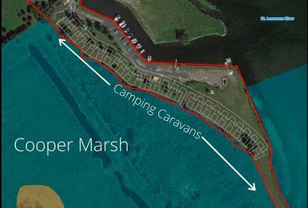 Concerns over Cooper Marsh development