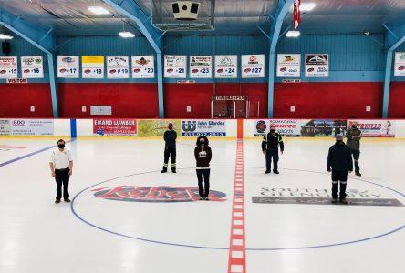Char-Lan Rec Centre re-opens