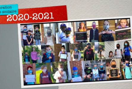 Les élèves du CSDCEO célèbrent la rentrée de façon virtuelle
