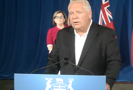 "Ford: ""The alarm bells are ringing"""