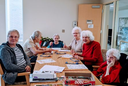 St. Joseph's Continuing Care celebrates Residents Council week