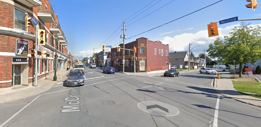 Montreal Rd. closed for construction starting Sept. 14