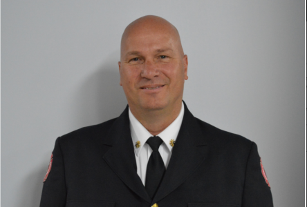 City of Cornwall selects new Fire Chief