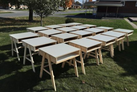 Desks for the at home classroom