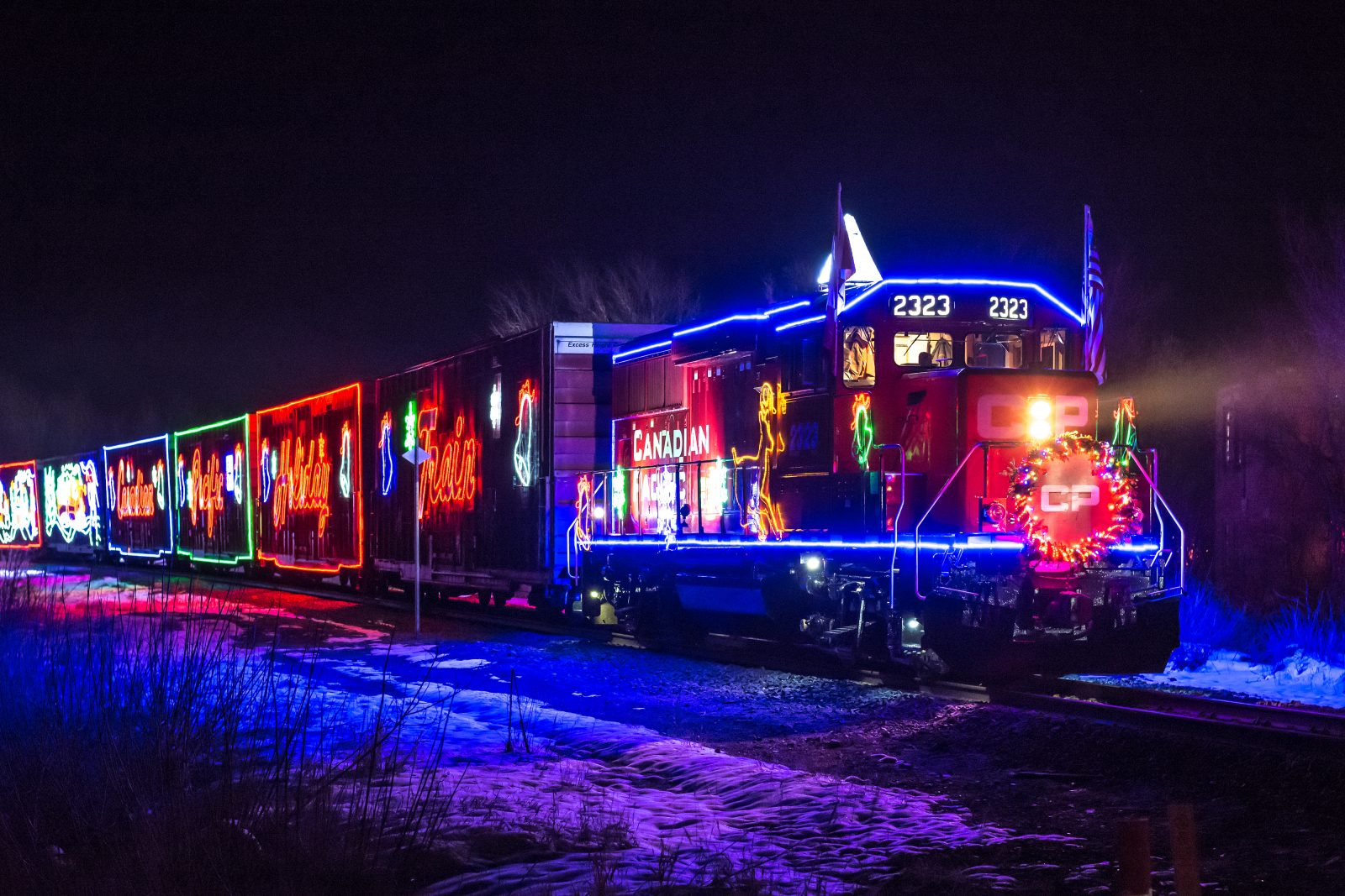 Pandemic derails CP Holiday Train for 2020