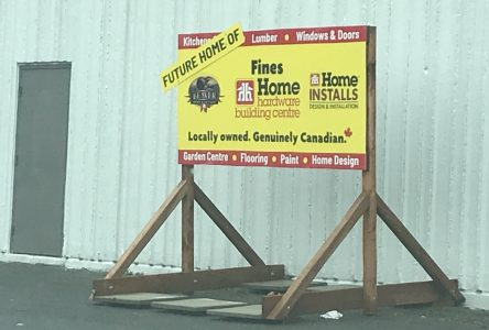 Fines Home Hardware moving into old StarTek location