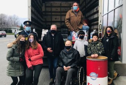 OPP food drive raises over 6.5K of food for local food banks