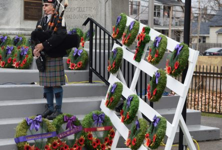 SLIDESHOW: Remembrance Day 2020