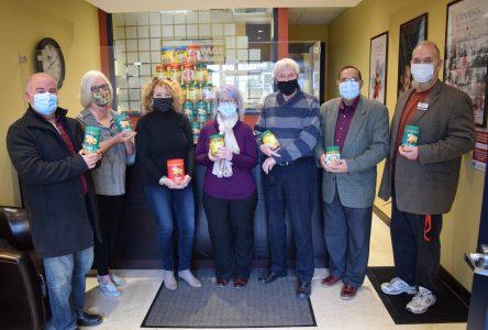 Royal LePage Peanut Butter Drive supports Agapè Centre