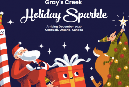 Gray's Creek will sparkle this holiday season