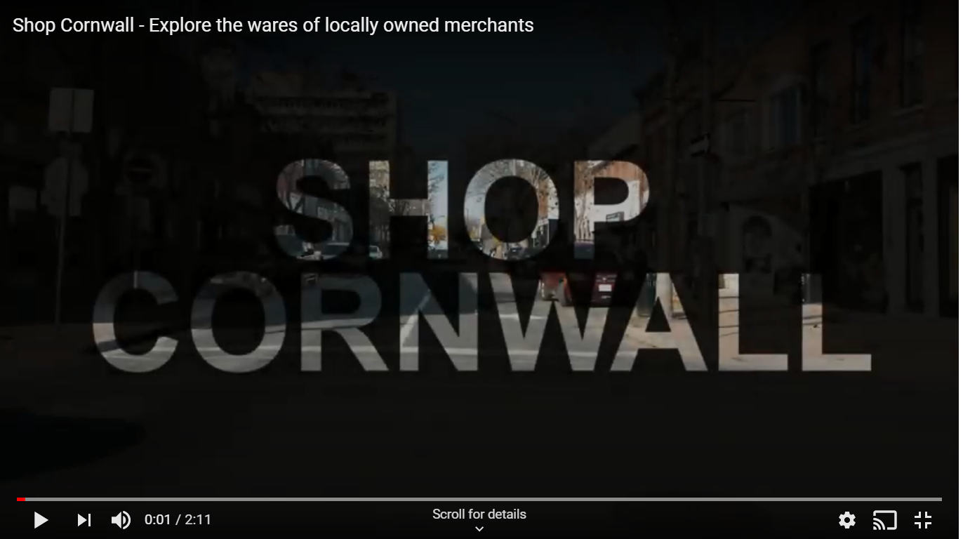 Choose Cornwall pushes shopping local in new video
