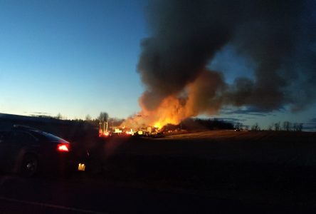 Green Valley business devastated by fire
