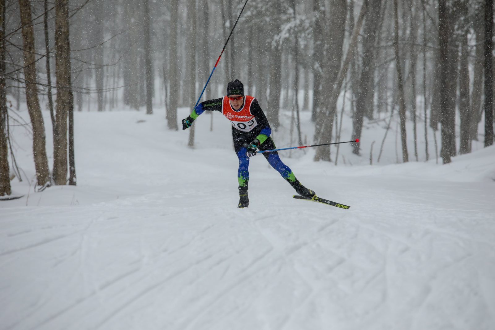 New winter activity for high school students at Summerstown Trails