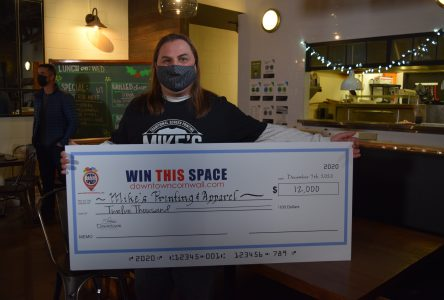 Win this Space returns for fourth year