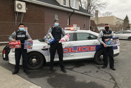 CPS Auxiliary Program collects over 300 this past weekend