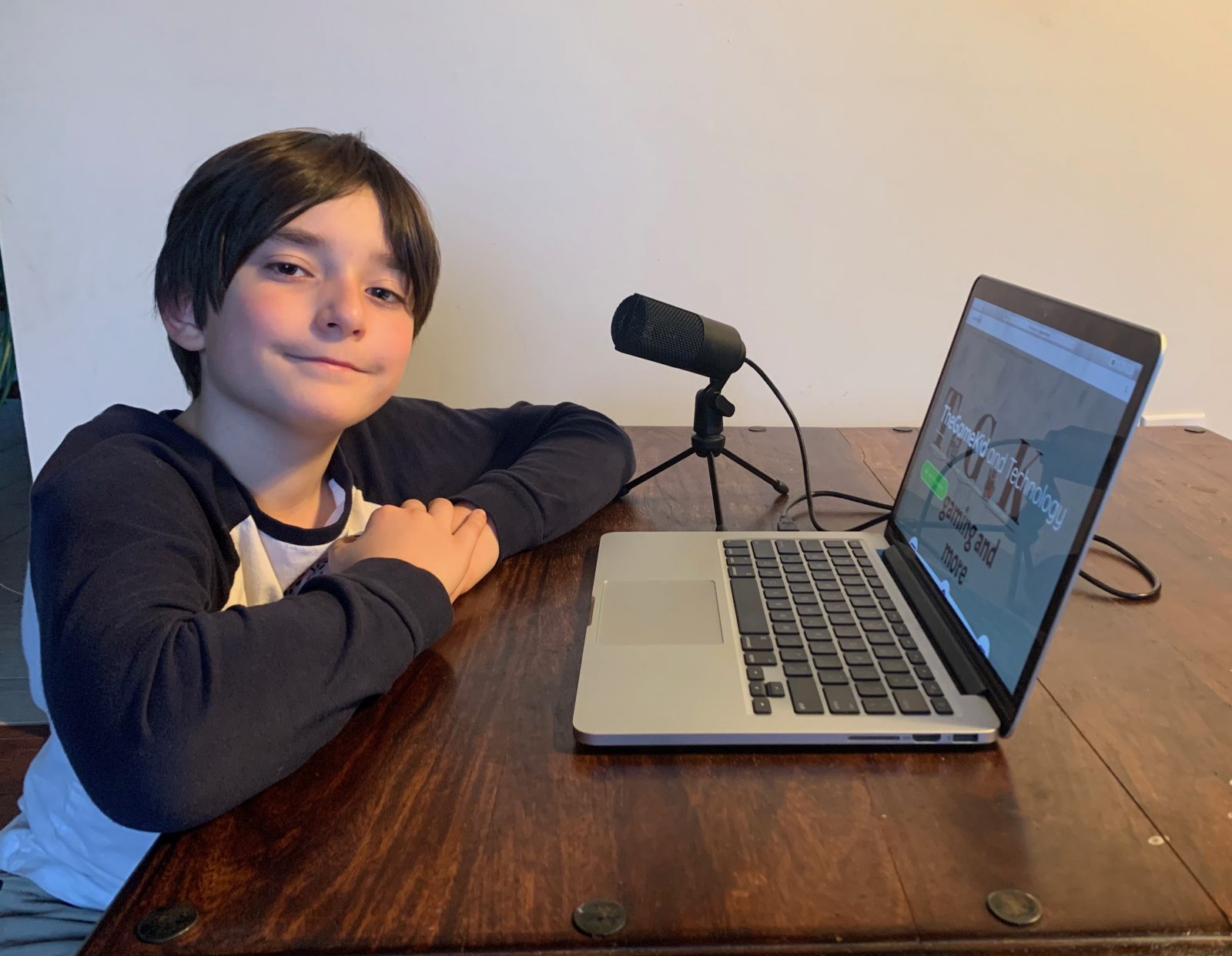 Podcasting a passion