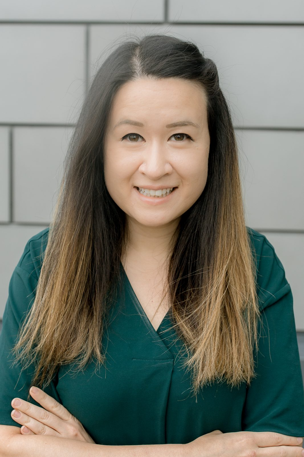 A warm welcome for Dr. Amy Margaret Chung