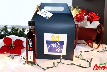 Jingle Box great gift that supports local