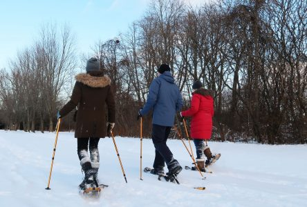 Fight the COVID blues by staying active this winter