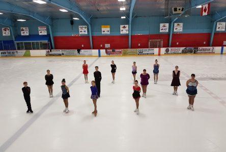 Char-Lan Skating Club test results