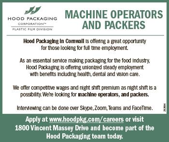 MACHINE OPERATORS AND PACKERS