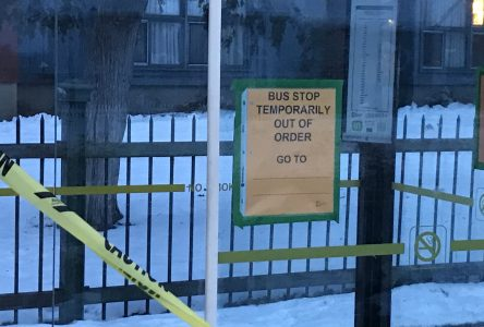 Bus stops closed at Riverview Manor due to outbreak concerns