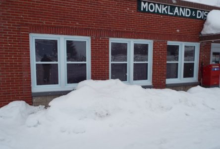 Monkland & District Community Center awarded $20K for upgrades
