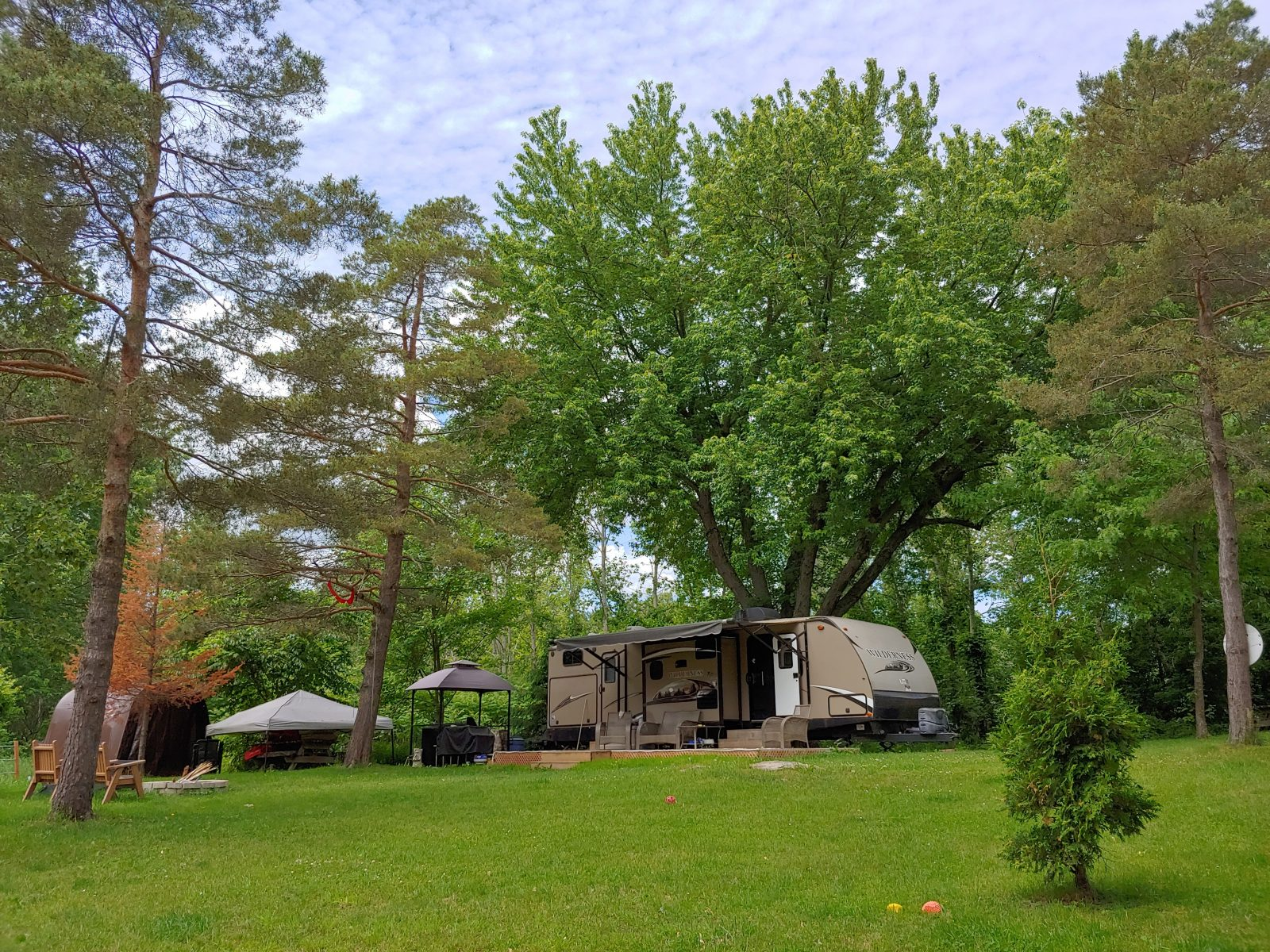 Online Reservations Open March 1 for RRCA's Charlottenburgh Park Campground