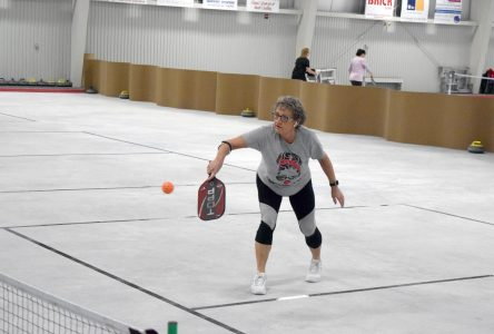 Pickleball a fun way to stay fit at all ages
