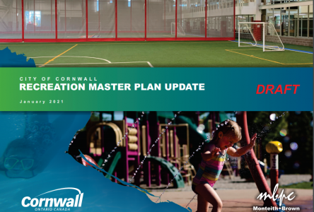 Draft Recreation Master Plan suggests gymnasium at Benson Centre, new playgrounds
