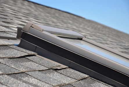 How do you maintain a skylight?