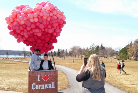 New Photo Booth Pops Up in Lamoureux Park