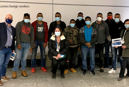 Olymel welcomes foreign workers