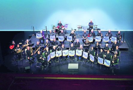 Seaway Winds keeping the music alive